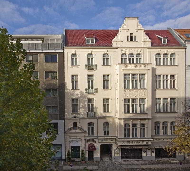 Hotel Berlin Charlottenburg  Sterne