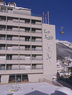 Hotels in Cauterets: Residence le Lys