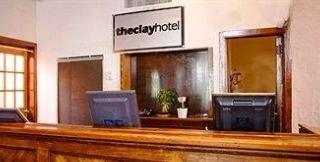 Lobby  di Clay Hotel