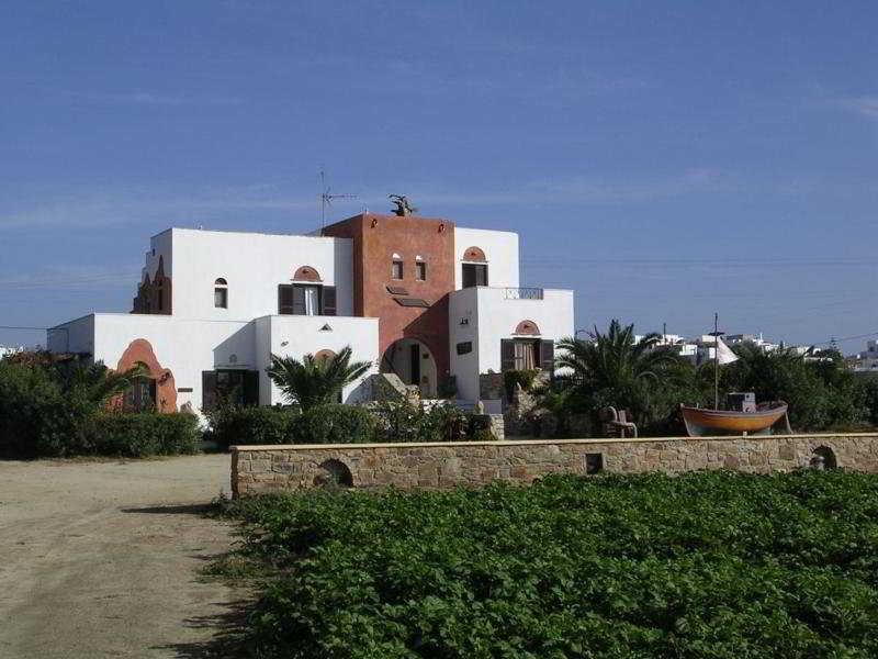 Hotels in Naxos: Villa Danai