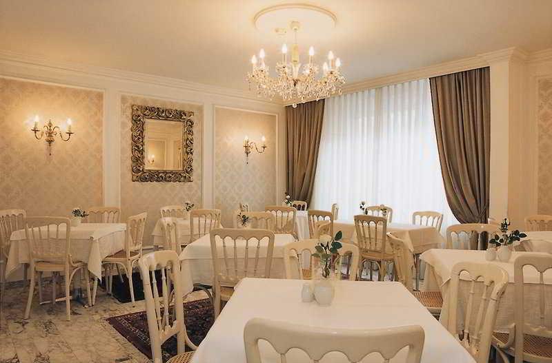 Savoy Garni - Restaurant