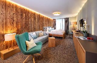 Der Waldhof - Zimmer
