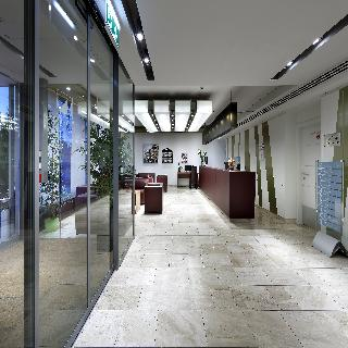 Eurostars Embassy - Diele