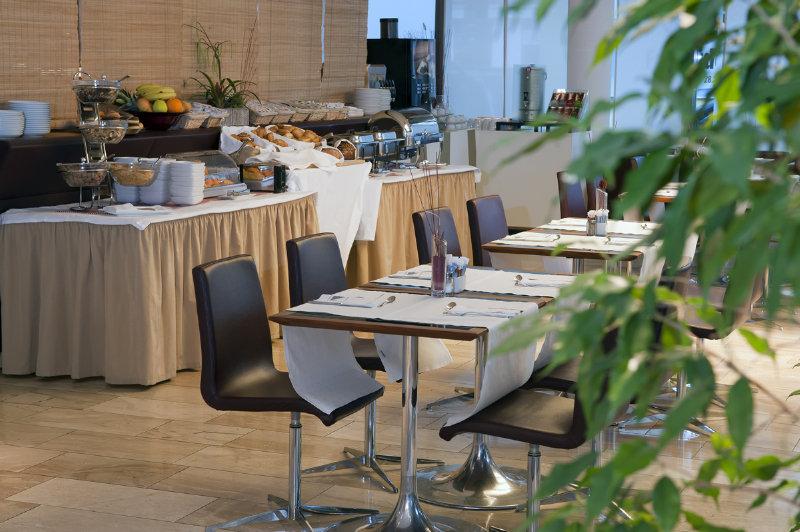 Eurostars Embassy - Restaurant