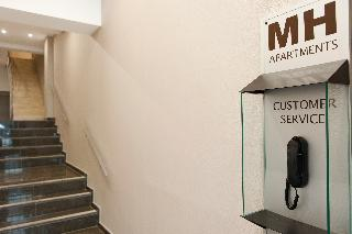 Hotels in Barcelona: MH Apartments Guell