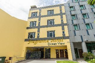 Hotels in Singapore: Fragrance Hotel Ocean View