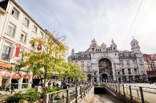 Leonardo Hotel Antwerpen - Generell