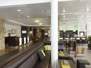 Lindner Hotel & City Lounge Antwerpen - Generell