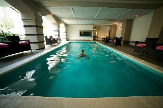 The Floris Hotel Bruges - Pool