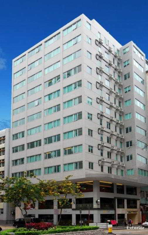 Hotels in Hong Kong: Hotel 36
