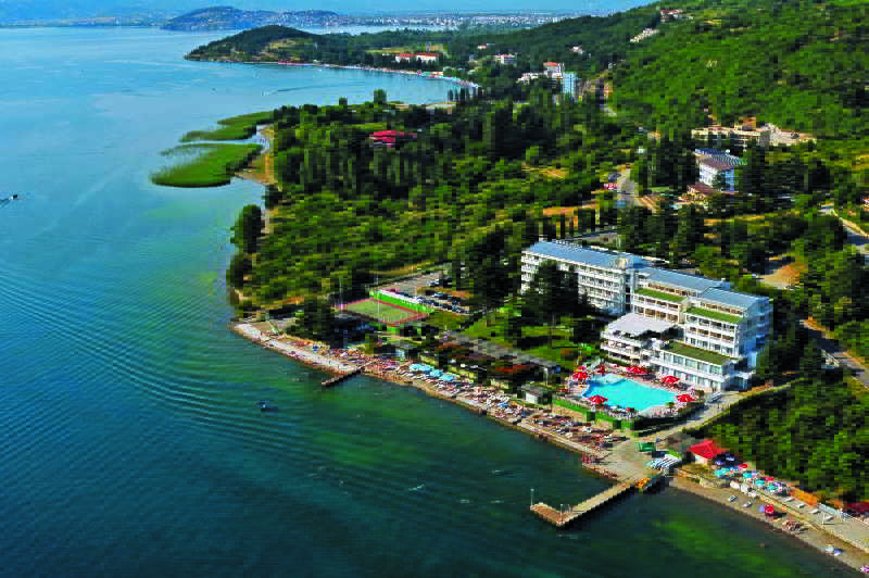 Hotels in Ohrid: Granit
