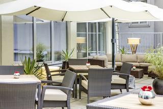 IntercityHotel Wien - Terrasse