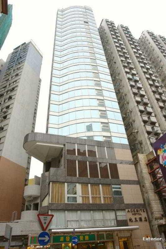 Hotels in Hong Kong: Acesite Hotel Mong Kok