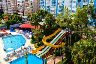 Hotels in Alanya: Ark Suite Hotel
