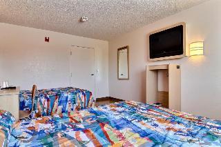 Motel 6 Albuquerque South Airport, Albuquerque International Sunport Airport