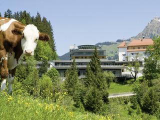 Hotels in Austrian Alps: Hotel Schloss Lebenberg