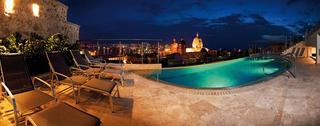 Movich Hotel Cartagena de Indias (SLH) - Pool