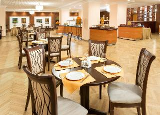 Ani Plaza Hotel - Restaurant