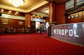 Metropol Hotel - Diele