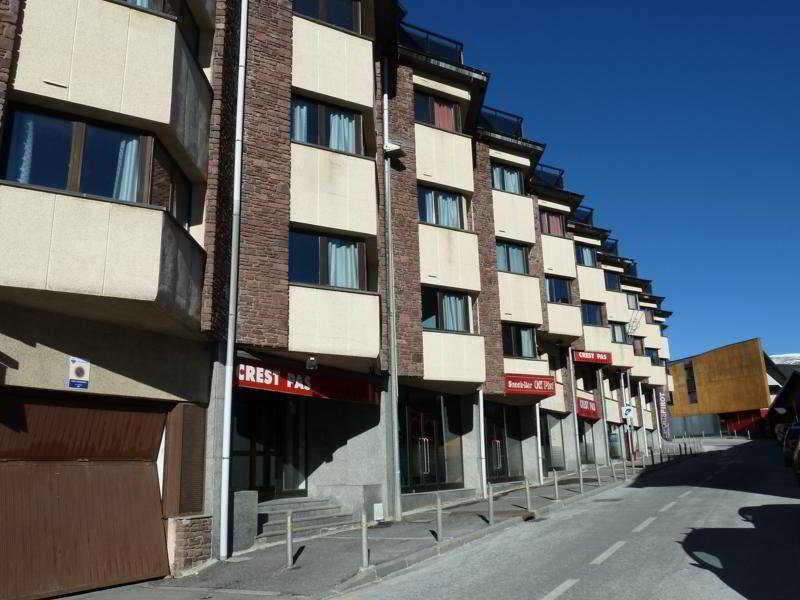 Apartamentos Crest Pas - Generell
