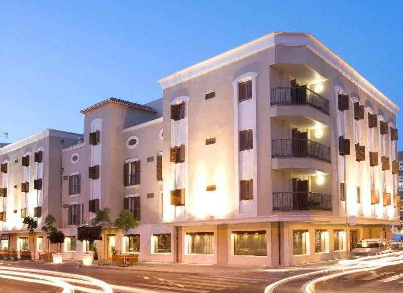 Hotel costa blanca hotel denia alicante for Hoteles interior alicante