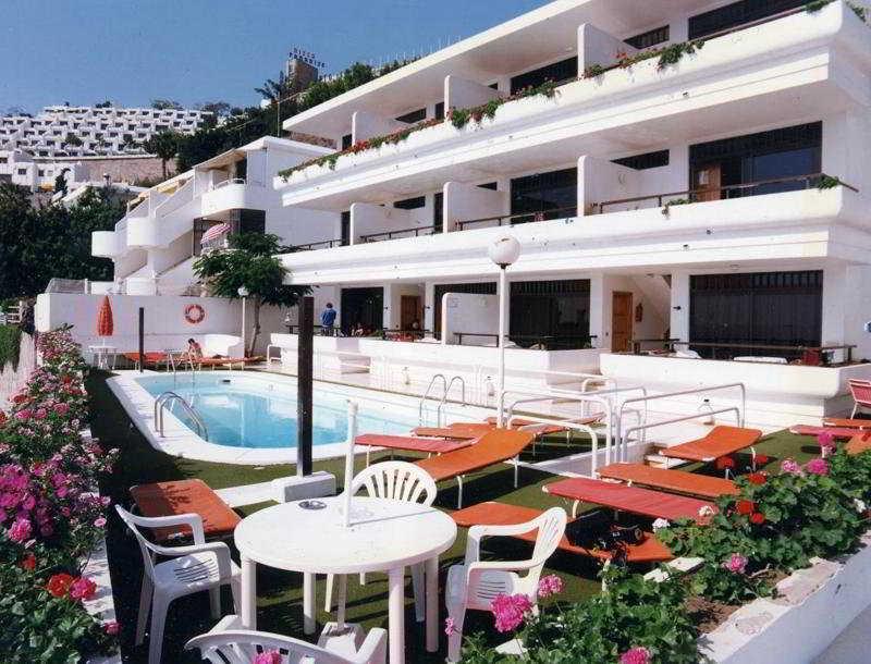 Apartamentos gelimar puerto rico gran canaria - Hoteles en puerto rico gran canaria ...