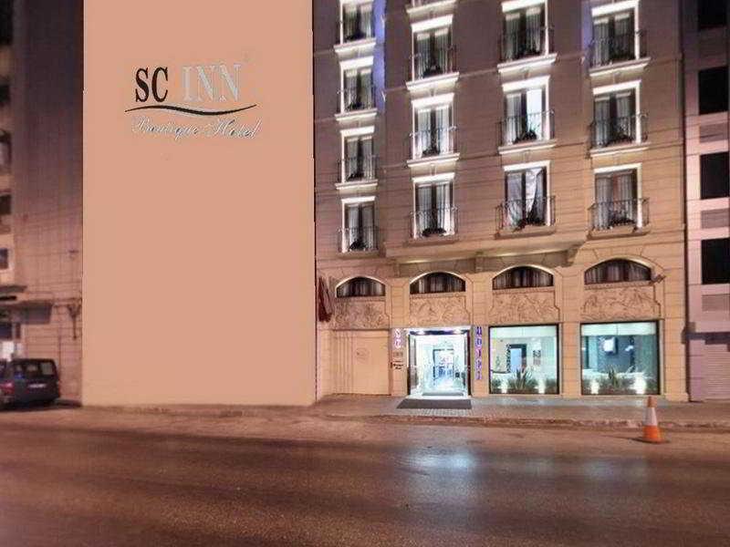 Boutique hotel sc inn boutique hotel in izmir izmir for Was sind boutique hotels