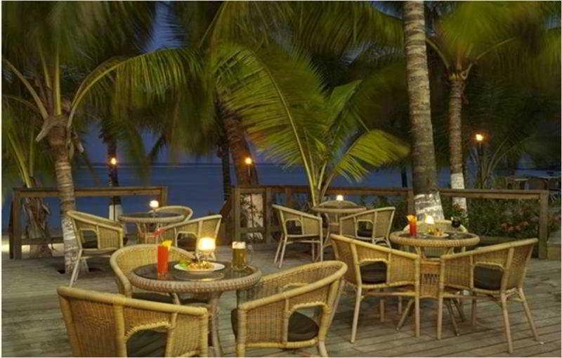 Fantasy Island Dive Resort - Terrasse
