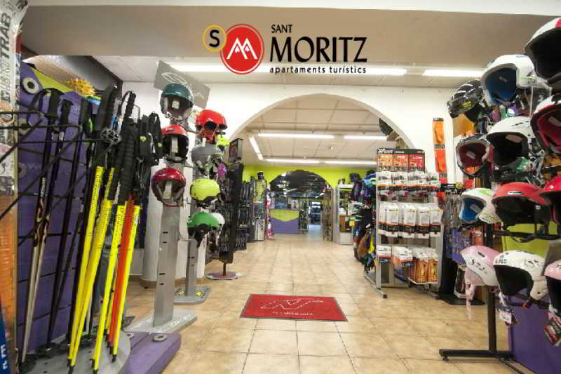 Apartamentos Sant Moritz - Bar