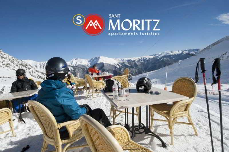 Apartamentos Sant Moritz - Sport