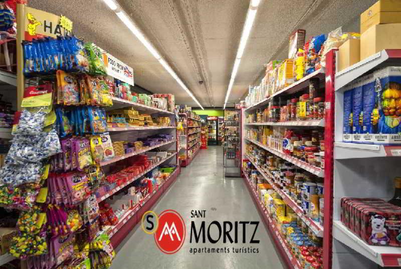 Apartamentos Sant Moritz - Konferenz