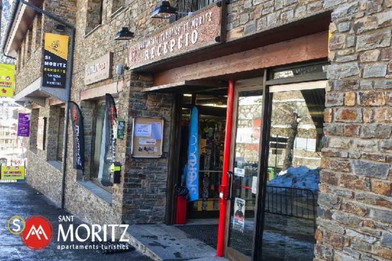 Apartamentos Sant Moritz - Diele