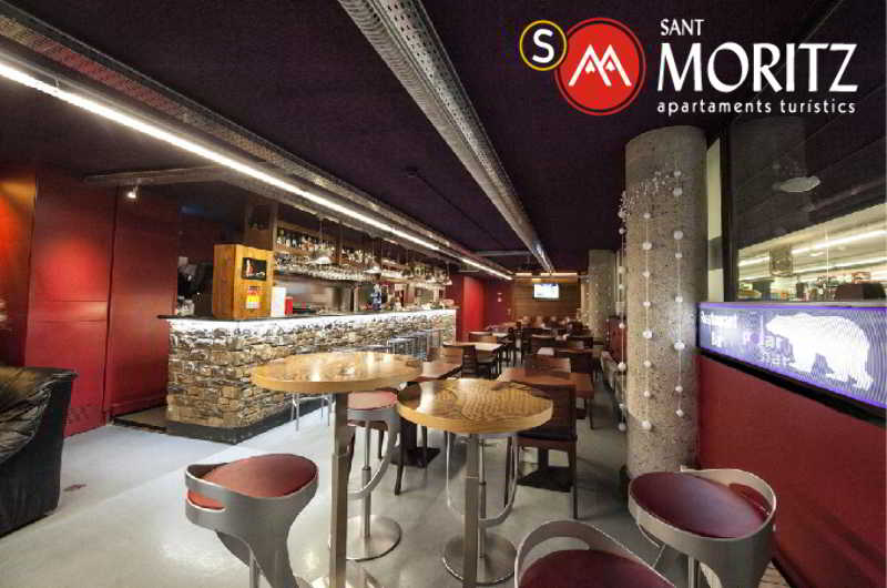 Apartamentos Sant Moritz - Restaurant