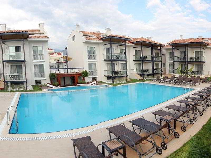 Fethiye Hotel  Sterne
