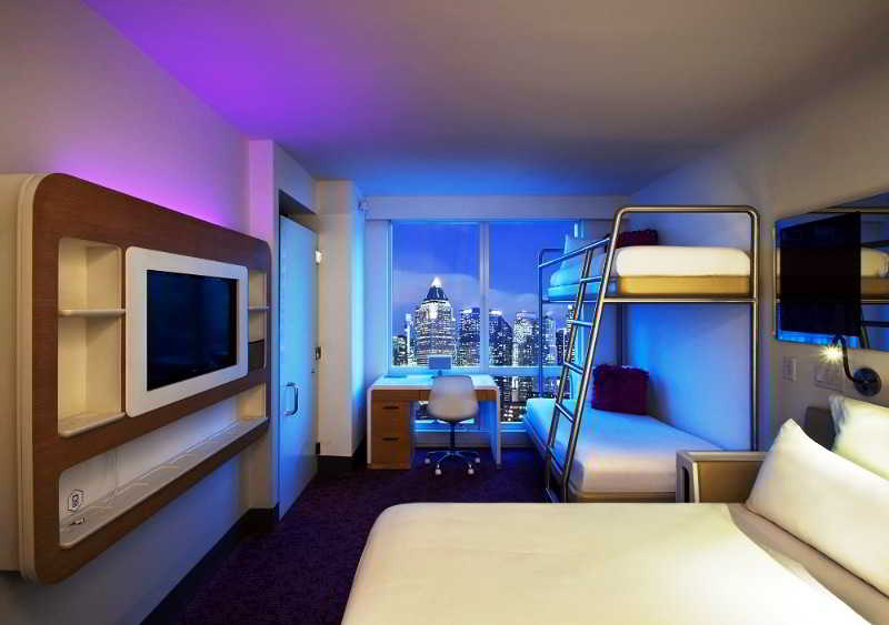 hotel yotel new york at times square midtown west new