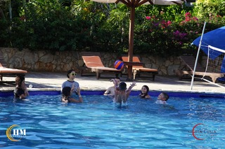 Media Luna Resort - Pool