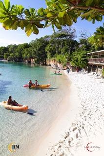 Media Luna Resort - Strand