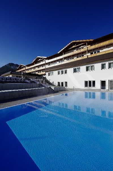Rilano Hotel Steinplatte, Mittelberg