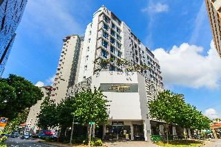 Hotels in Singapore: Parc Sovereign Hotel – Albert Street