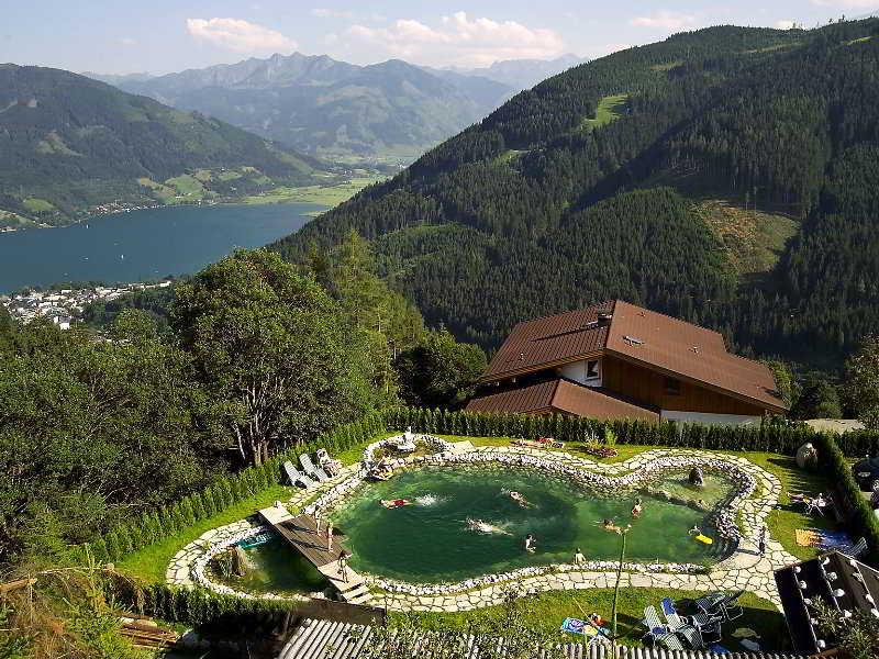 Berghotel Jaga-Alm - Pool