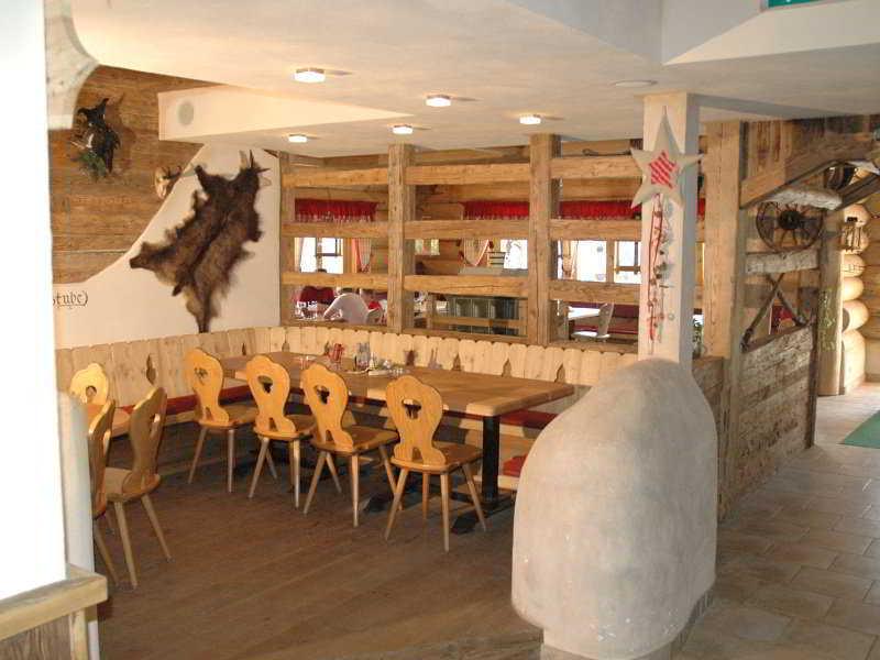 Berghotel Jaga-Alm - Restaurant