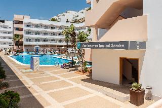 Apartamentos tropical garden figueretas ibiza - Apartamentos tropical garden ...