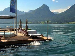 Romantik Hotel Im Weissen Roessl - Restaurant