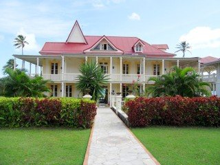 Hotels in Martinique: Le Domaine Saint Aubin