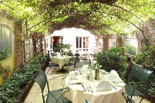 Le Chatelain Hotel - Terrasse