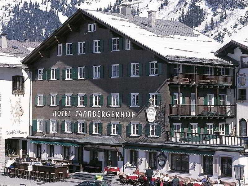 Tannbergerhof Hotel, Lech am Arlberg