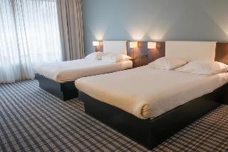 Antwerp City Center Hotel - Zimmer