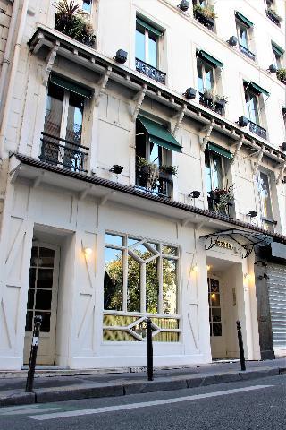 hotel du temps en paris bookerclub. Black Bedroom Furniture Sets. Home Design Ideas