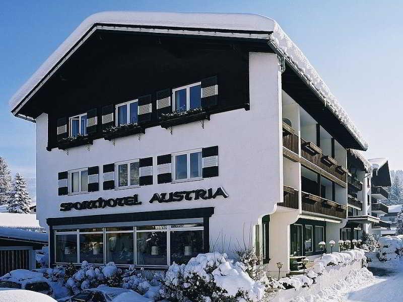 Sporthotel Austria - Generell