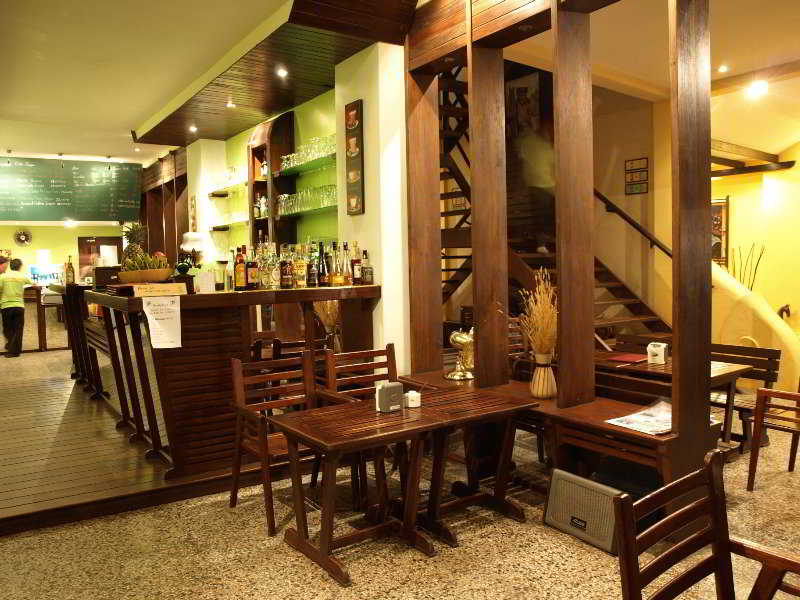 Indigo House Hotel - Bar